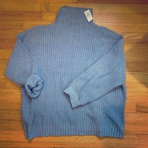 American Eagle sweater in light blue, size xs